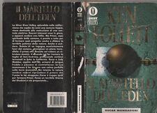 Il martello dell'Eden - di Ken Follett - edito da Mondadori, 2000