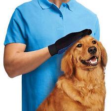 Pet Deshedding Cleaning Brush Magic Glove Dog Cat Hair Massage Grooming Hand