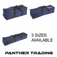 Silverline Strong Heavy Duty Canvas Tool Bag Durable Handles - 3 Different Sizes