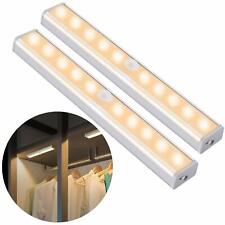 Lumières de garde-robe OUSFOT, LED d'intérieur avec détecteur de mouvement