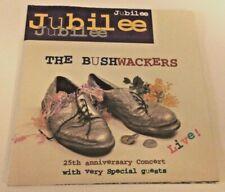 THE BUSHWACKERS Jubilee CD 1996 Slim Dusty TOMMY EMMANUEL Broderick Smith oz aus