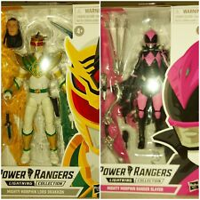 Power Rangers Lightning Collection Mighty Morhpin Lord Drakkon Ranger Slayer