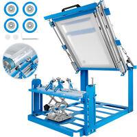 Screen Printing Machine Manual Cylinder Screen Printing Machine 200*240mm