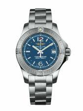Breilting Colt Dama Reloj Para Dama Esfera Azul Acero Inoxidable A7738811/C908-175A