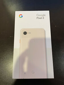Google Pixel 3 128GB Not Pink Unlocked 5.5' Android Smartphone Assistant