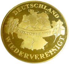 A411) WIEDERVEREINIGT 3 OKTOBER 1990 DEUTSCHLAND EINIGKEIT RECHT FREIHEIT