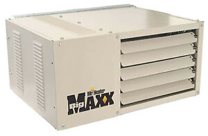 F260550 Big Maxx Natural Gas Unit Heater, 50,000-BTU - Quantity 1