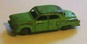 Dinky, no 172 1950s Studebaker. Green complete.