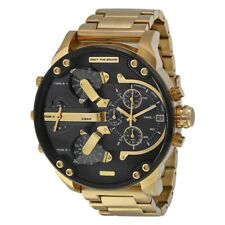 6dd97cec23bf DZ7333 Mr. Daddy 2.0 Gold Toned Stainless Steel 57mm Quartz Chronogrph Watch