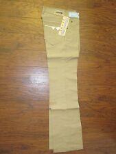 70s Vintage Original Levi's Movin' On brown Tan Denim Jean Pants 29x32 Boot Cut