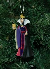 Snow White, The Wicked Queen Christmas Ornament Set