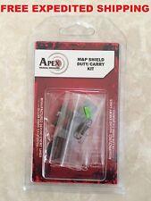 Apex Tactical S&W M&P 9mm .40 SHIELD Carry Kit - SCK Trigger Enhancement 100-076