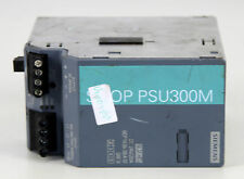 Siemens SITOP POWER SUPPLY PSU300M DC 24V/20A