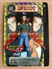 Carte Dragon Ball Z DBZ Carddass Hondan Part 30 #189 Prisme 1997 MADE IN JAPAN