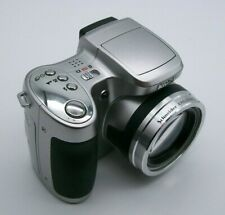 Kodak EasyShare Z710 7.1MP Digital Camera - Silver Pre-owned Compact Zoom