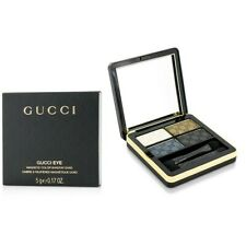 NIB GUCCI EYE MAGNETIC EYESHADOW QUAD COSMIC DECO 0.17 MAKEUP EYES