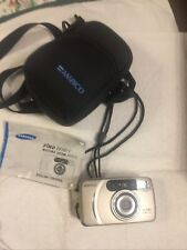 Samsung Maxima Zoom 105GL date 35mm compact camera Point & Shoot Camera