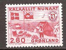 Groenland - 1986 - Mi. 163 - Postfris - RU166