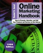 Online Marketing Handbook: How to Promote, Advertise, and Sell Your-ExLibrary