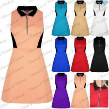 Polyester Mini Dresses for Women with Ruched