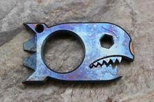 Shark Titanium EDC Multi-purpose Tool Card Tactical Defense Bottle Opener