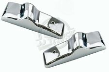 Freightliner Century Door Mirror Cover Bracket | Chrome | Pair (RH & LH)