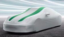 New Genuine Porsche 991R 911 R Green Stripe Indoor Car Cover 991 044 000 43
