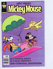 Mickey Mouse #205 Whitman 1980
