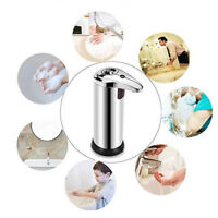 Waterproof Stainless Steel Infrared Sensor Touchless Automatic Soap Dispenser