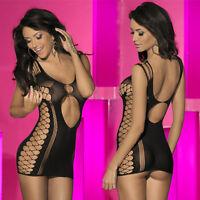 Womens Lace Dress Babydoll Lingerie Nightwear Underwear Sleepwear Sexy String
