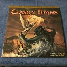 Clash of the Titans (Laserdisc, 1993, Deluxe Letterbox Edition, Extended Play)