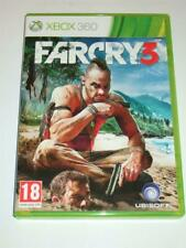 "Far Cry 3  Xbox 360   ""FREE UK  P&P"""