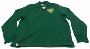 Portland Timbers MLS Adidas Size L Pullover Brand New