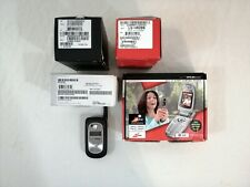 Cell Phone Lot Samsung Intensity Iii Lg Extravert 2 & Vx5200 Motorola Entice & V