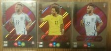 Panini Adrenalyn XL World Cup 2018 Russia/ LIMITED EDITION:2x Sterling/ Marcelo