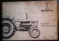 Deutz Schlepper D8005 Ersatzteilkatalog