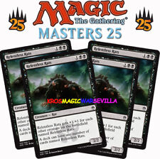 MTG 4 X BROWBEAT - Amedrentar - MASTERS 25 ENGLISH Magic