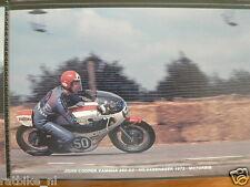 S0130-PHOTO- JOHN COOPER YAMAHA 250 CC HILVARENBEEK 1972 NO 50 MOTO GP