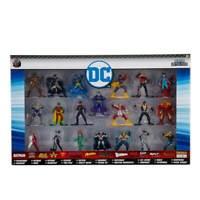 "Jada Nano MetalFigs: DC Comics 20-Pack 1.65"" Mini Die-cast Metal Figures Wave 2"