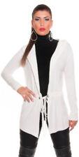 Ropa de mujer de color principal blanco de seda talla 36