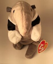 AUTHENTICATED by Becky's True Blue Beans- Ants TY Beanie Baby -Nov. 7,1997 MWMT