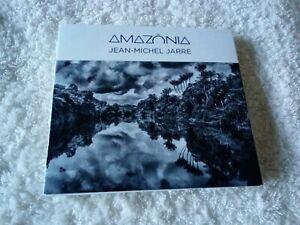 JEAN MICHEL JARRE : Amazonia : 2021 Studio CD