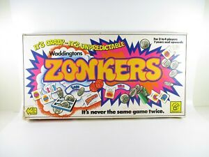 Zonkers By Waddingtons 1979 Board Game Replacement Spares Choose Your Piece