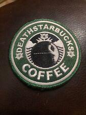 DeathStar Bucks Star Wars Morale Patch