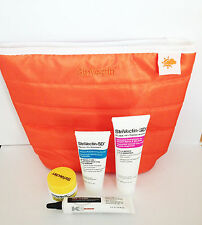 StriVectin 4 piece Essentials set plus bag - Try me/travel sizes - Great Value