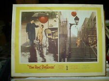 THE RED BALLOON, orig 1956 LC (Academy Award winner / Cannes First Prize)