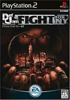 PS2 DEF JAM FIGHT FOR NY Japan Game PlayStation 2 Electronic Arts