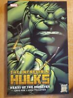 Incredible Hulks Heart of the Monster excellent condition