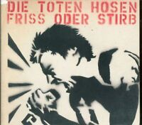 Die Toten Hosen - Friss Oder Stirb Digipack Cd Ottimo