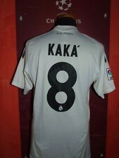 KAKA' REAL MADRID 2010/2011 MAGLIA SHIRT CALCIO FOOTBALL MAILLOT JERSEY SOCCER